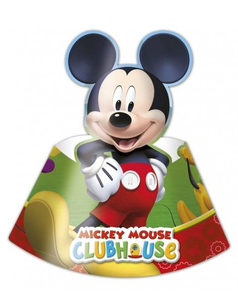 Sombreros Mickey Mouse Club House