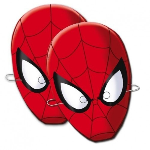 Caretas Spiderman
