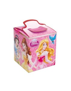 Cajita Box Luxury Princesas Disney de 10x11cm