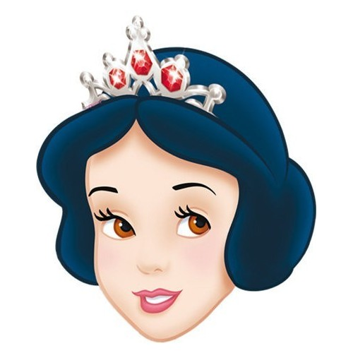 Caretas Princesas Disney