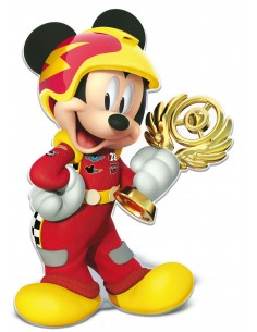 Figura Gigante Mickey Roadster Racers