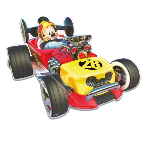 Figuras Mickey Roadster Racers
