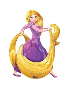 Globo Rapunzel Air Walker 129cm