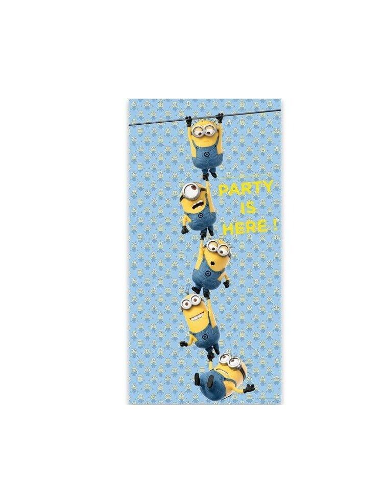 Poster Puerta Lovely Minions 1 UD