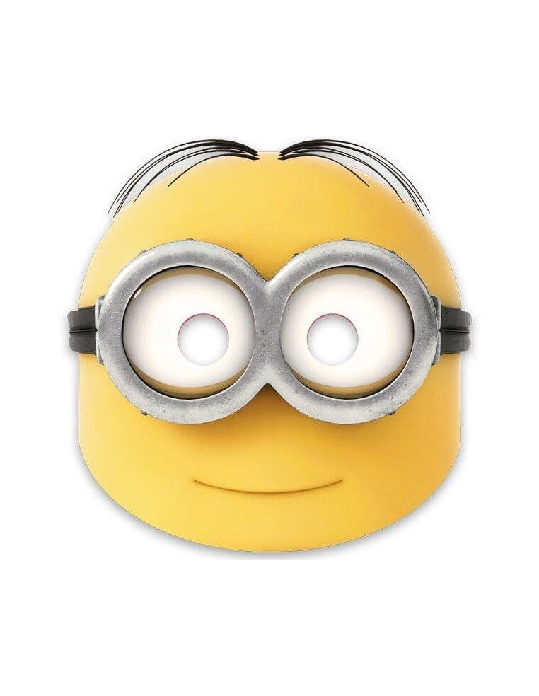 Caretas Lovely Minions 6 UDS