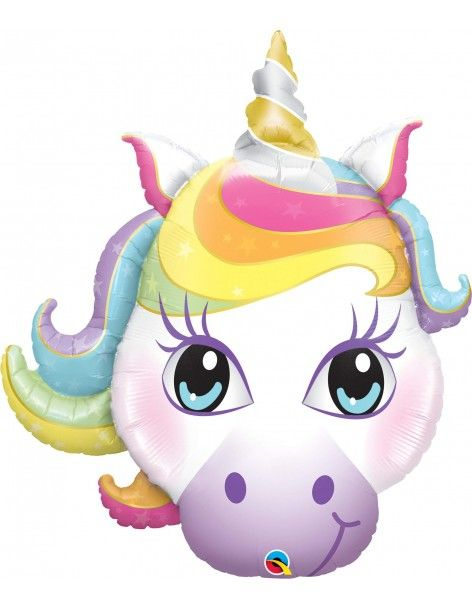 Globo Magical Unicorn Forma 96cm