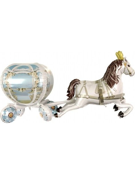 Globo Wedding Carriage Forma 183cm