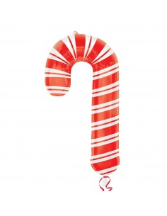 Globo Holiday Candy Cane Forma 93cm