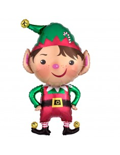 Globo Jolly Christmas Elf Forma 88cm