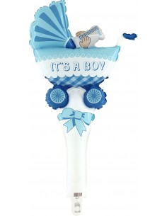 Globo Its A Boy Buggy Shake 71cm