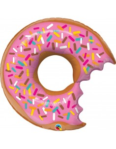 Globo Bit Donut and Sprinkles Forma 91cm