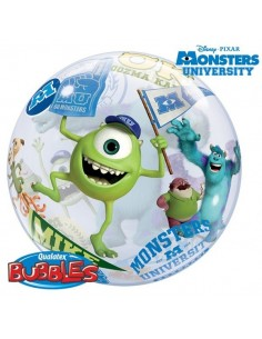 Globo Monsters University - Bubble Burbuja 55cm - Q44711