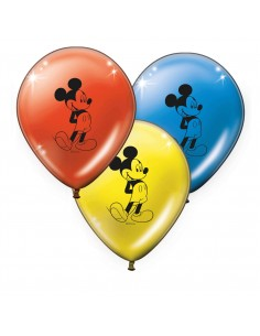 Globos Mickey Mouse Classic 25cm