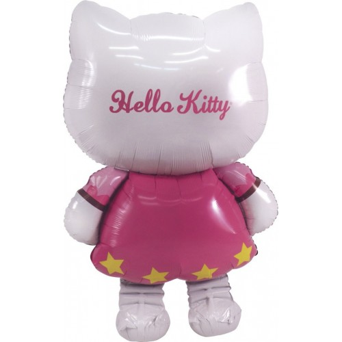 Globo Hello Kitty - Air Walker 127x76cm Foil Poliamida -A2347663