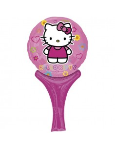 Globo Hello Kitty Twee - Mini Auto Inflable 23cm Foil Poliamida - A2707301