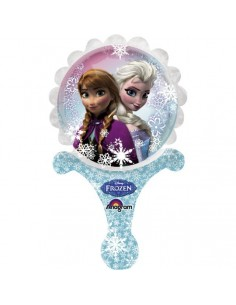 Globo Mini Auto Inflable Frozen - A-2816301