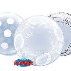 Globos Deco Bubble