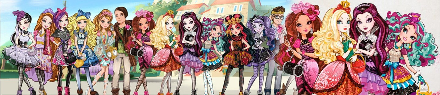 Globos Ever After High. Decoracion de Cumpleaños Ever After High