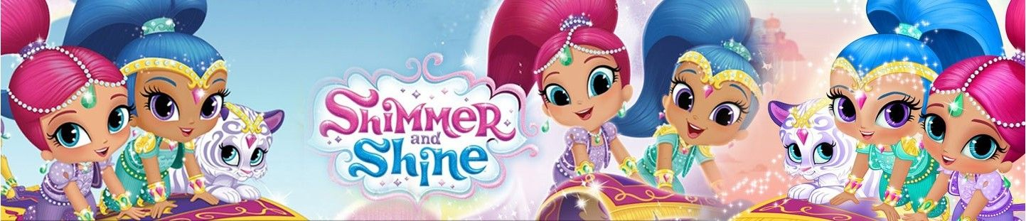 Globos Shimmer and Shine. Decoracion de Cumpleaños Shimmer and Shine