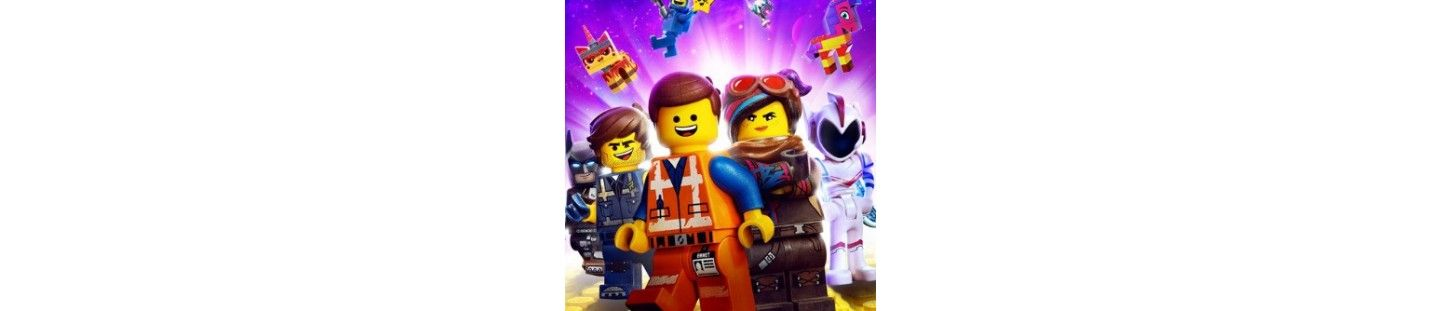 Globos Lego Movie 2. Decoracion de Cumpleaños Lego Movie 2