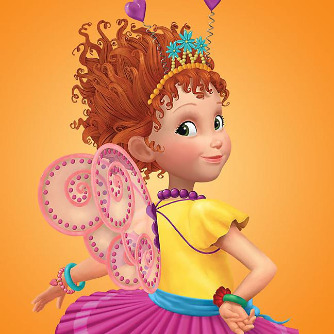 Globos Fancy Nancy Clancy