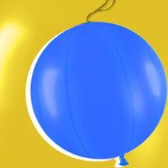 Globos Punch Ball 45cm
