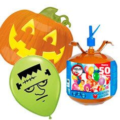 Helio Desechable - Halloween