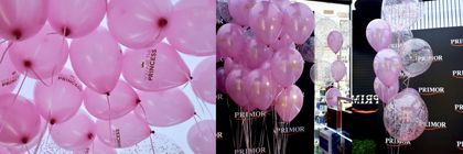 Decoración con globos personalizados You Are the Princess